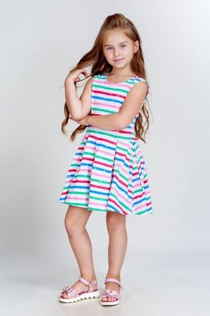 Платье детское Васильки PL1018 Pastilla