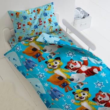 Комплект постельного белья Мульт