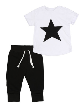 Комплект (футболка и штанишки) Грачонок