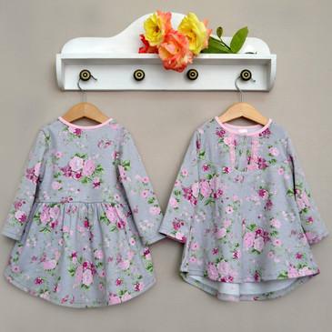 Платье Розомания Baby Boom